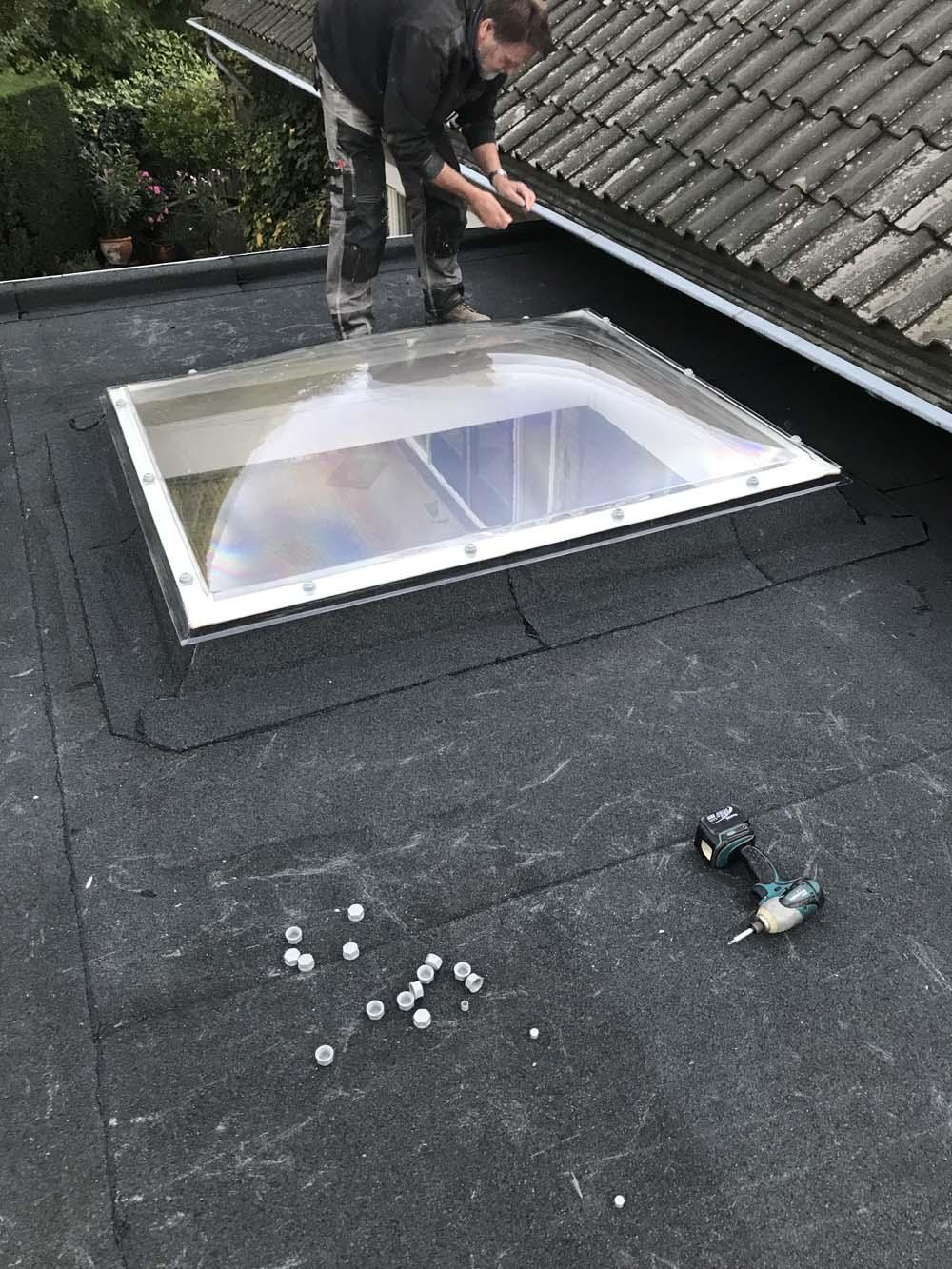 Bitumen dakbedekking Papendrecht-00002